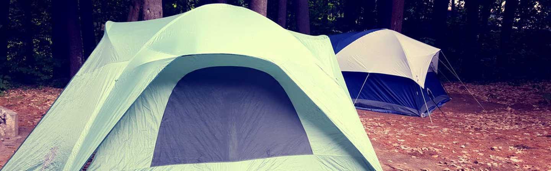 location en camping à la campagne avec sunelia