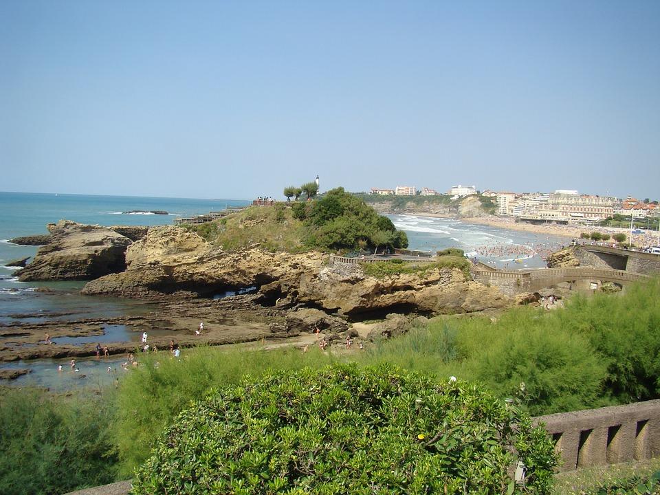 Camping à Biarritz, un lieu d'exception pour les jeunes