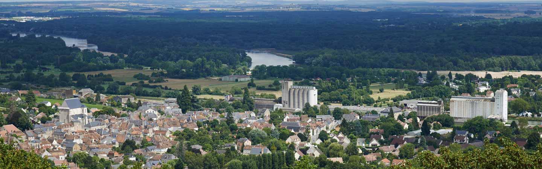 Camping Les Portes de Sancerre à Saint-Satur