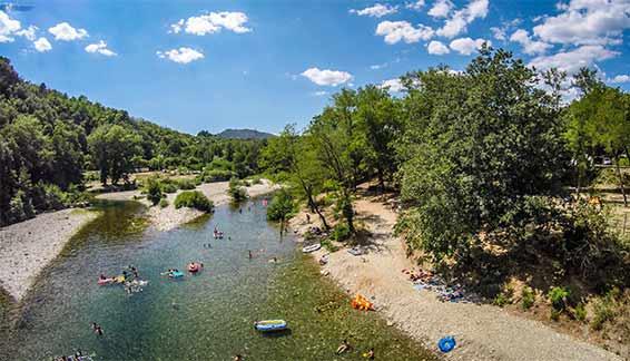 Vacances à Anduze