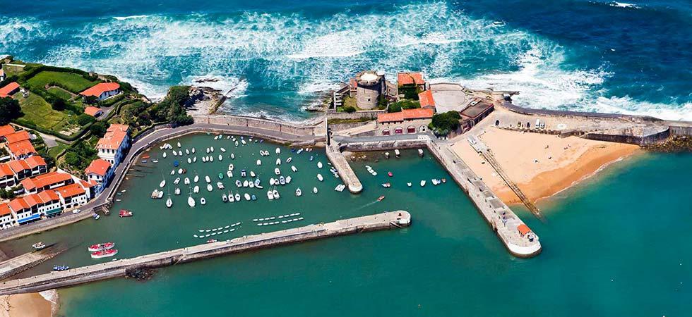 Partir à moindre cout en vacances au Pays Basque