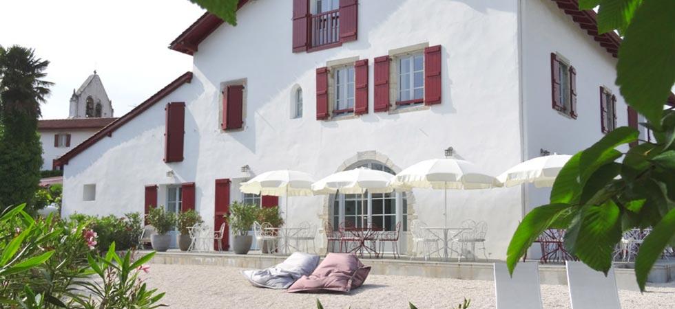 Vacances en hôtel sur la côte basque