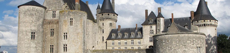 Le camping Les Nobis d'Anjou pour découvrir le chateau de la Loire