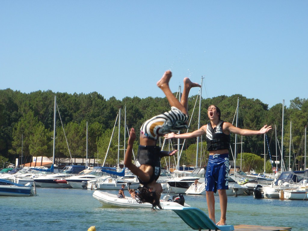 Profiter pleinement de vos vacances au camping Biscarrosse Lac