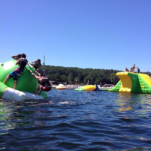 Les meilleurs moments au camping Biscarrosse Lac
