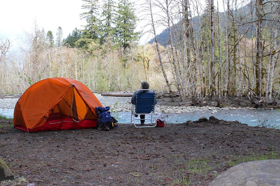 L'endroit parfait pour faire du camping