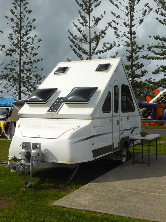 Voyager en camping car en Normandie