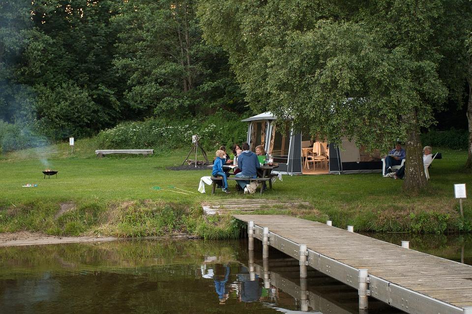 Profiter des plaisirs du camping dans un mobil home dans les Landes !