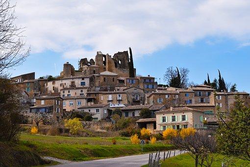 Les plus beaux campings 4 étoiles dans la Drome Provençale