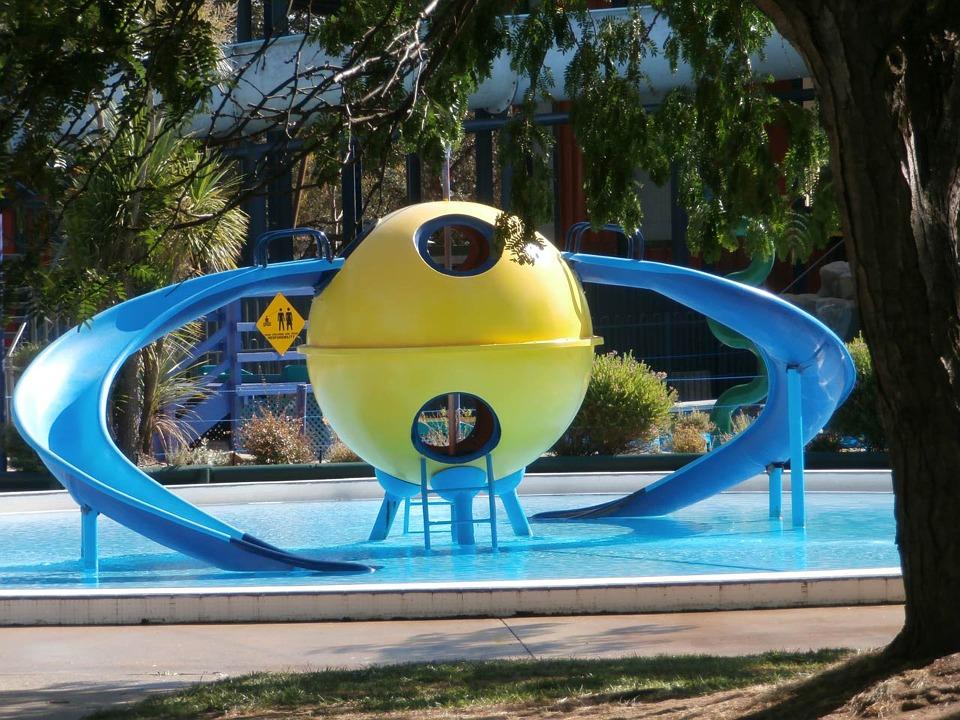 Pourquoi profiter d'un parc aquatique couvert quand on est en vacances au bord de la mer dans les Landes ?